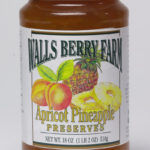Walls Red Raspberry Preserve - 18 oz